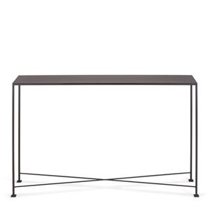 Diversey Metal Console Table 8X40