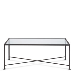 Diversey Metal Coffee Table