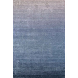 Arca Blush Rectangular 7 Ft. 6 In. x 9 Ft. 6 In. Ombre Indoor Rug