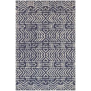 Cyprus Neutral Rectangular 42 In. x 66 In. Batik Indoor Rug