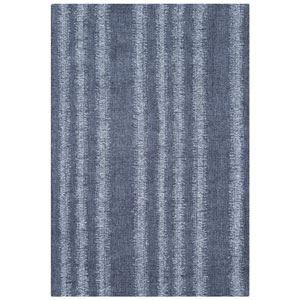 Cyprus Neutral Rectangular 7 Ft. 6 In. x 9 Ft. 6 In. Ombre Stripe Indoor Rug