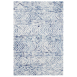 Cyprus Silver Rectangular 8 Ft. 3 In. x 11 Ft. 6 In. Batik Indoor Rug