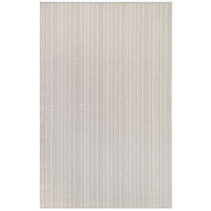 Plymouth Sisal Rectangular 4 Ft. 10 In. x 7 Ft. 6 In. Texture Stripe Outdoor Rug