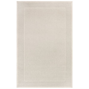 Plymouth Sisal Rectangular 8 Ft. 10 In. x 11 Ft. 9 In. Border Outdoor Rug