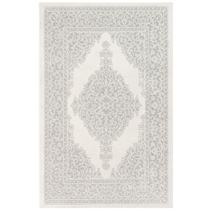 Liora Manne Rialto Ivory 39 x 59 Inches Kermin Indoor/Outdoor Rug