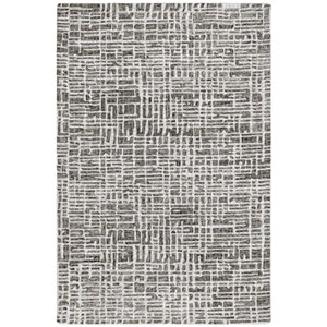 Savannah Warm Rectangular 7 Ft. 6 In. x 9 Ft. 6 In. Grid Indoor Rug