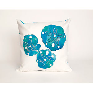 Sand Dollar Pearl Pillow