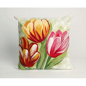 Tulips Warm Pillow