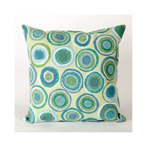 Puddle Dot Spa Pillow 20x20