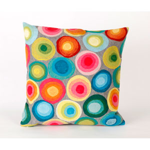 Puddle Dot Multi Pillow