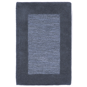 Liora Manne Madrid Blue Rectangular: 2 Ft. x 3 Ft. Rug