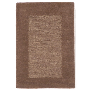 Liora Manne Madrid Brown Rectangular: 2 Ft. x 3 Ft. Rug