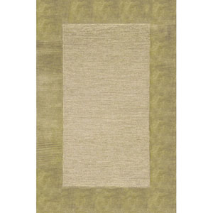 Madrid Border Sage Rectangular 5 Ft. x 8 Ft. Rug
