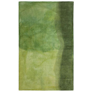 Liora Manne Piazza Green Rectangular: 3 Ft. 6 In. In. x 5 Ft. 6 In. Rug