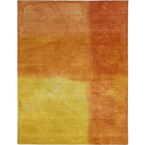 Liora Manne Piazza Orange Rectangular: 3 Ft. 6 In. In. x 5 Ft. 6 In. Rug