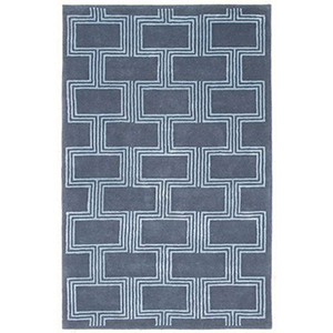 Liora Manne Roma Blue Runner: 2 Ft. 3 In. x 8 Ft. Rug