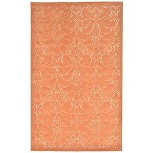 Liora Manne Seville Orange Rectangular: 3 Ft. 6 In. In. x 5 Ft. 6 In. Rug