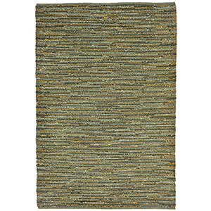 Liora Manne Sahara Green Rectangular: 3 Ft. 6 In. In. x 5 Ft. 6 In. Indoor/Outdoor Rug