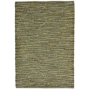 Liora Manne Sahara Green Rectangular: 7 Ft. 6 In. x 9 Ft. 6 In. Indoor/Outdoor Rug