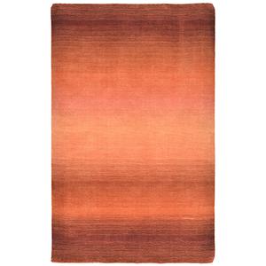 Liora Manne Vienna Orange Rectangular: 3 Ft. 6 In. In. x 5 Ft. 6 In. Rug