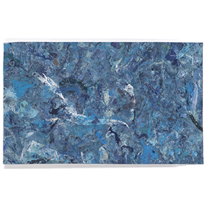 Liora Manne Visions I Blue Rectangular: 2 Ft. 3 In. x 2 Ft. 6 In. Indoor/Outdoor Rug