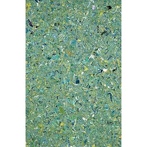 Liora Manne Visions I Green Rectangular: 4 Ft. 10 In. x 7 Ft. 6 In. Indoor/Outdoor Rug
