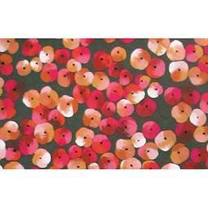 Visions III Pansy Pink Rectangular: 1 Ft. 8 In. x 2 Ft. 6 In. Indoor/Outdoor Rug