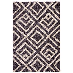 Liora Manne Wooster Grey Rectangular: 2 Ft. x 3 Ft. Indoor/Outdoor Rug
