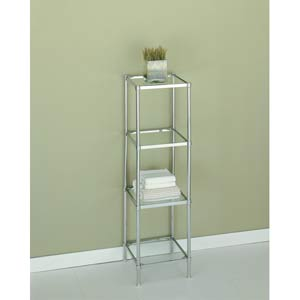 Glacier Four Tier Shelf
