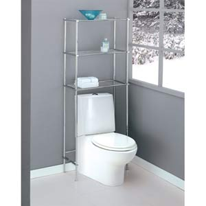 Metro Three Shelf Spacesaver