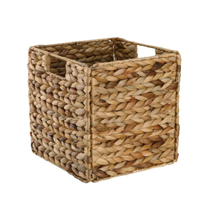 Natural Water Hyacinth Basket