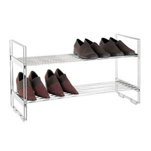 Chrome Stackable Shelf