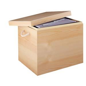 Barton Document Box