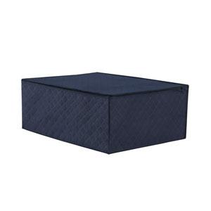 Sapphire Blue Comforter Bag