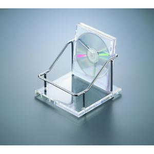 Kristal Set of Six CD Holders