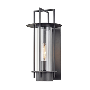 Carroll Park Bronze Nine-Inch One-Light Wall Sconce