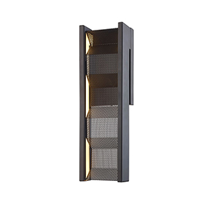 Fuze Modern Bronze LED ADA Wall Sconce