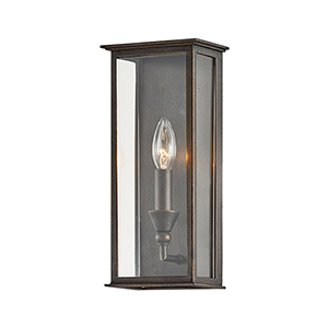 Chauncey Vintage Bronze One-Light ADA Wall Sconce