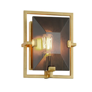 Prism Gold One-Light ADA Wall Sconce