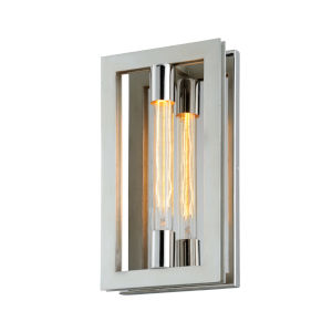 Enigma Silver One-Light ADA Wall Sconce