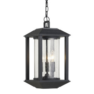 Mccarthy Weathered Graphite Three-Light Mini Pendant