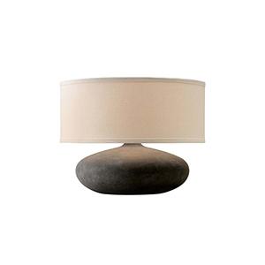 Zen Alabastrino Table Lamp with Linen shade