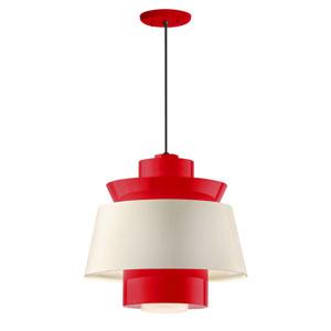 Aero Red LED 14-Inch Pendant