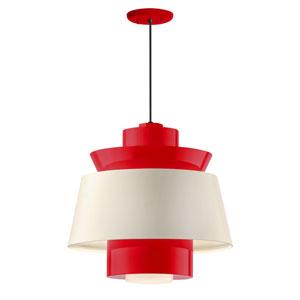 Aero Red LED 16-Inch Pendant