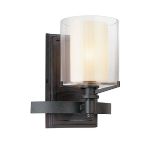 Arcadia One-Light Bath Fixture