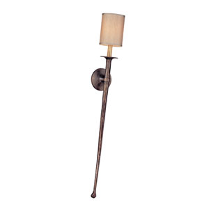 Pompeii Bronze Faulkner X-Large One-Light Wall Mount