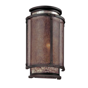 Bronze Copper Mountain One-Light Wall Mount