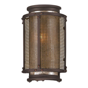 Bronze Copper Mountain Small One-Light Wall Mount
