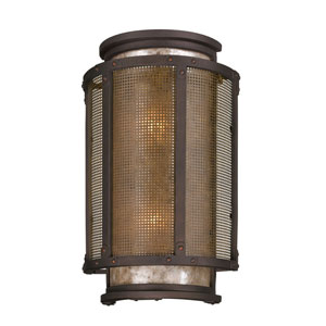 Bronze Copper Mountain Large Two-Light Wall Mount