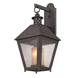 Centennial Rust Sagamore Medium One-Light Wall Mount